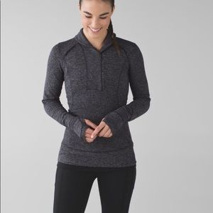 """'Think Fast' """"Ready or Snot"""" lululemon Pullover"""